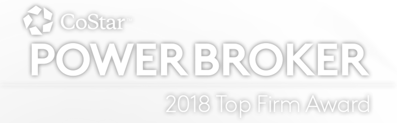 Costar Power Broker 2017 Top Firm Award